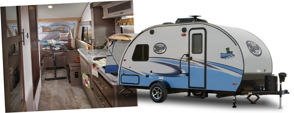R-Pod Travel Trailers affordable luxury