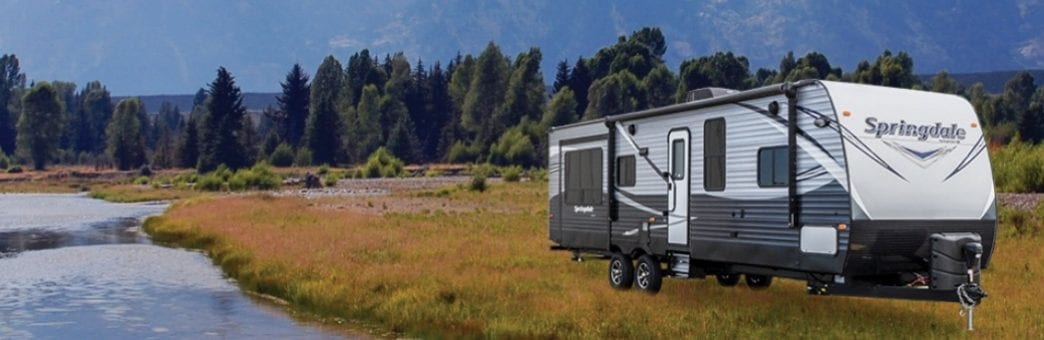 Springdale Travel Trailers