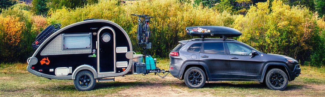 Tab Teardrop Trailers