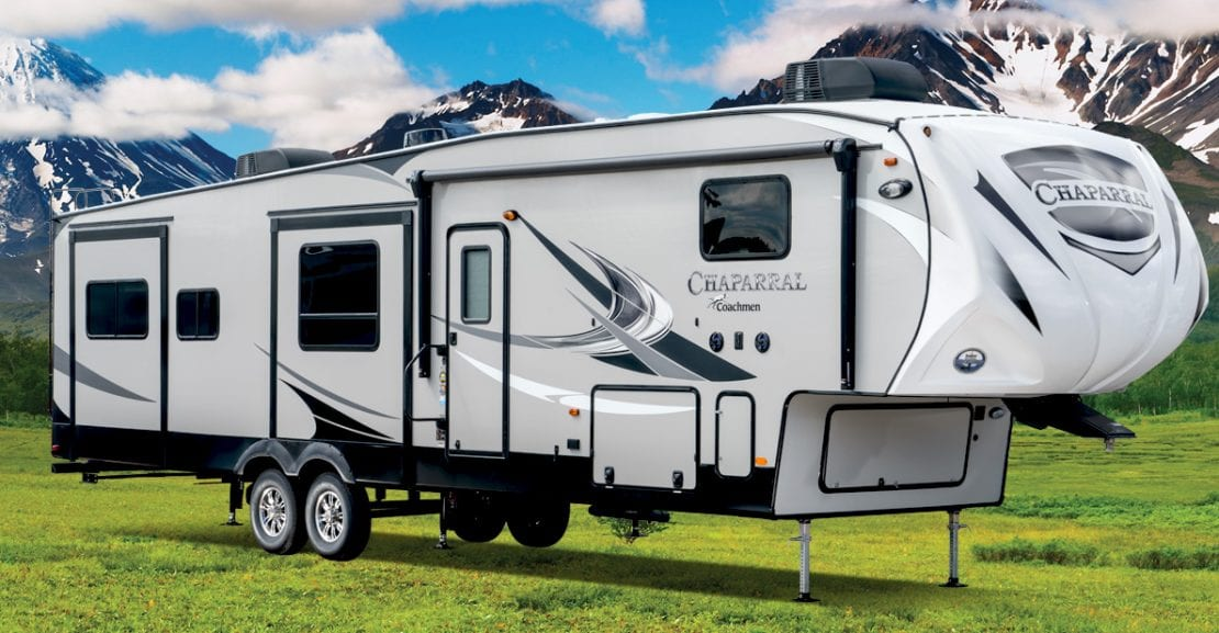 Chaparral Fifth Wheels