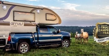 benefits of truck campers