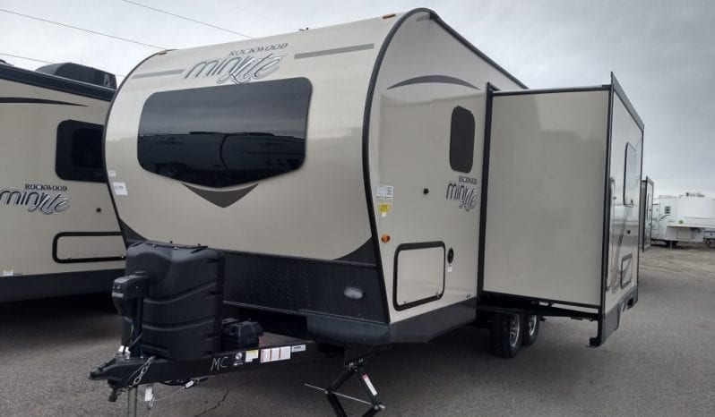 Rockwood 2104S Travel Trailer