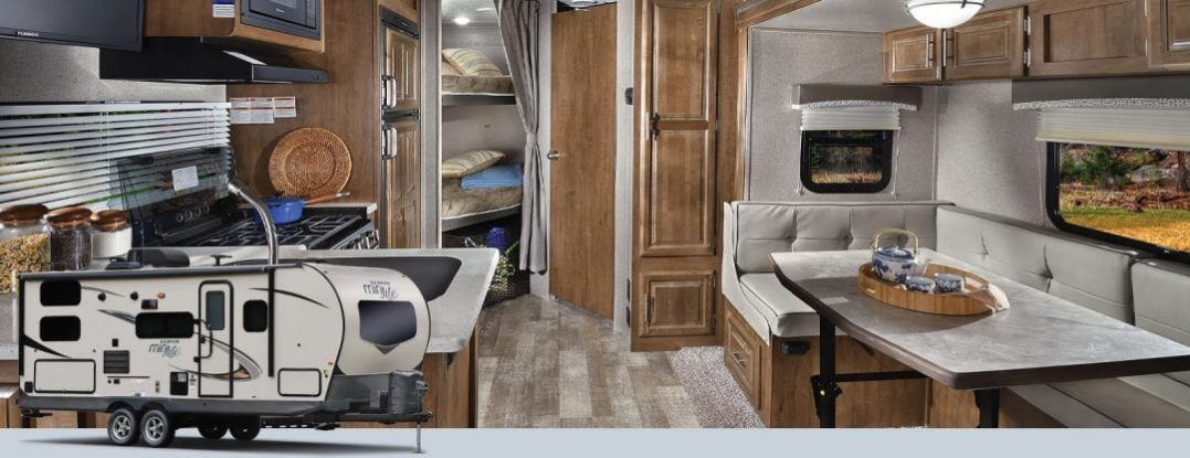 Rockwood Travel Trailers