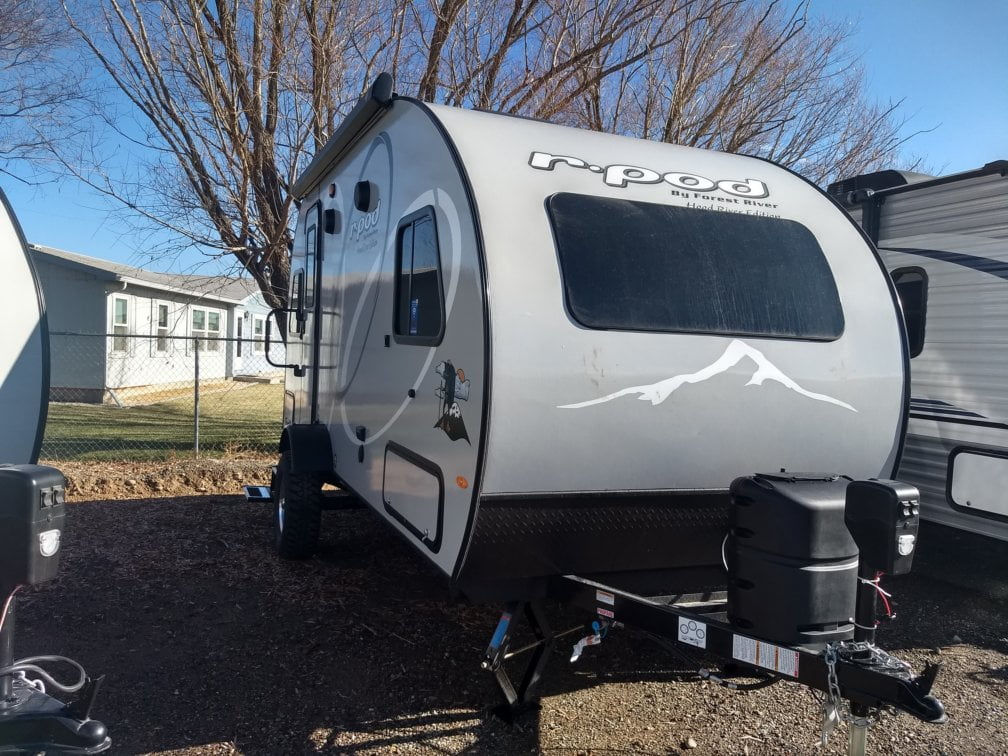 2020 R-Pod 191 Travel Trailer