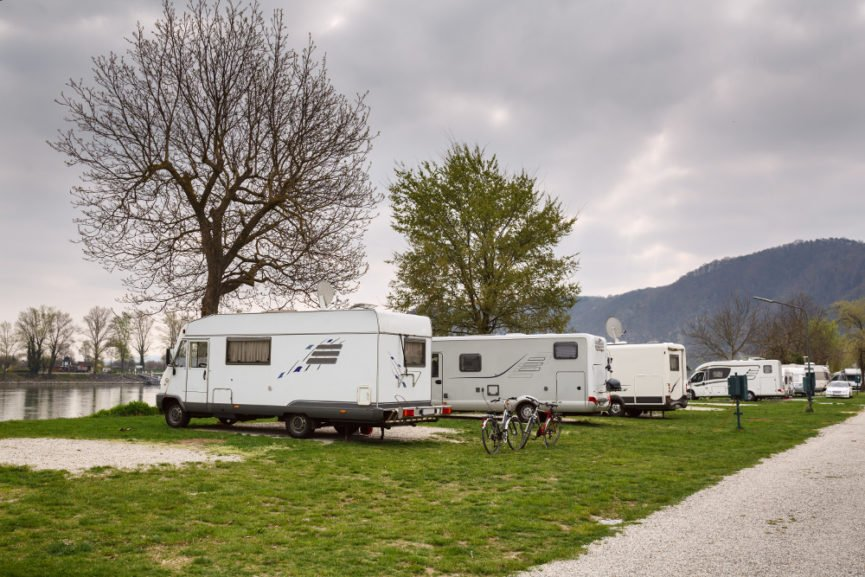 Buying an RV and Social Distancing