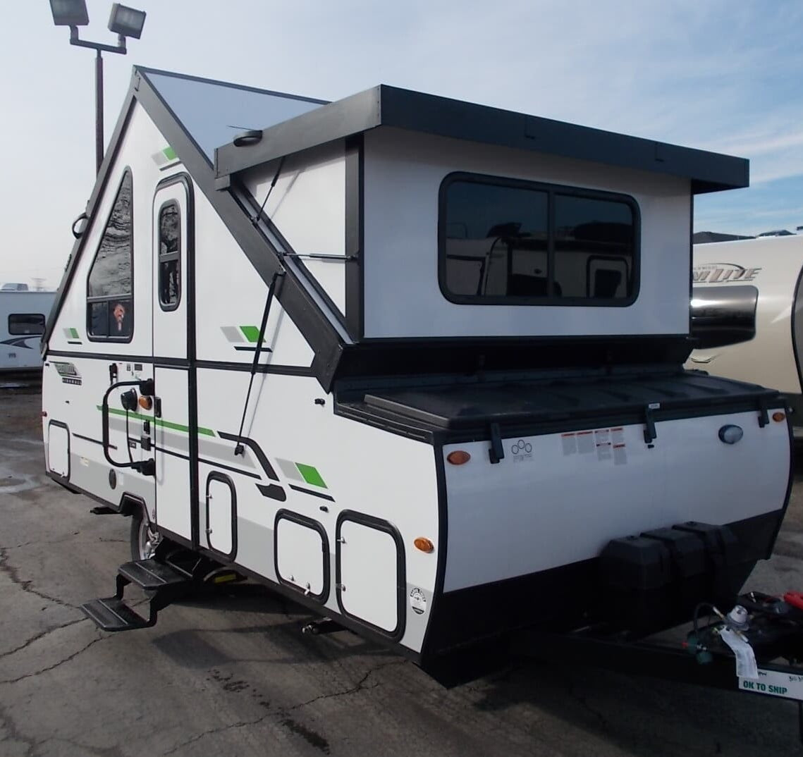 2021 Rockwood A213HW Pop-Up Camper