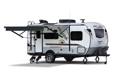2021 GeoPro 20BH Travel Trailer