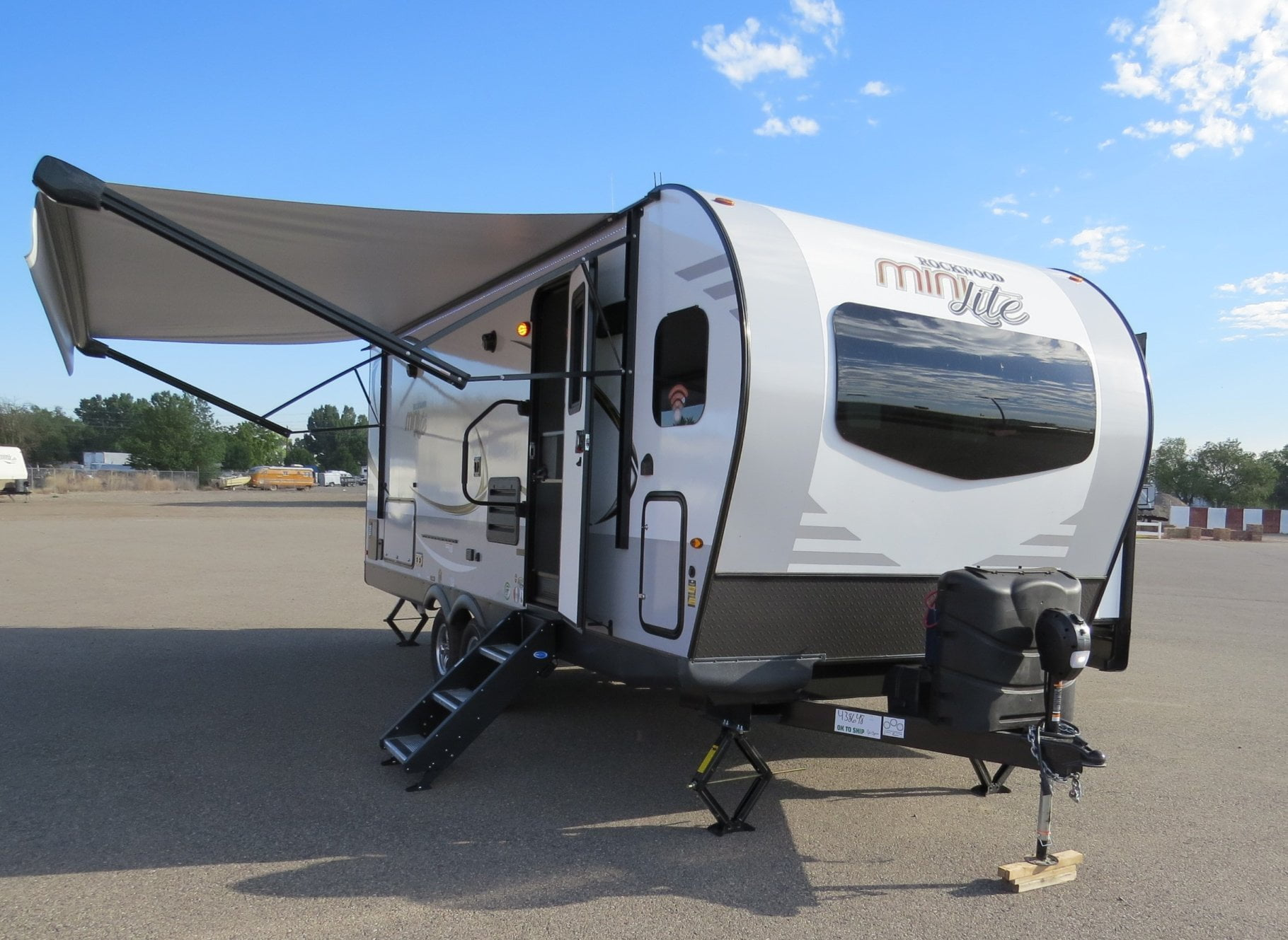 2021 Rockwood Mini Lite 2506 Travel Trailer