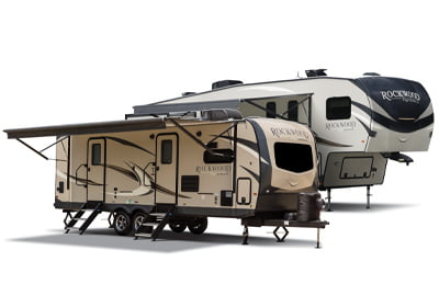 2021 Rockwood UltraLite 2608 Travel Trailer