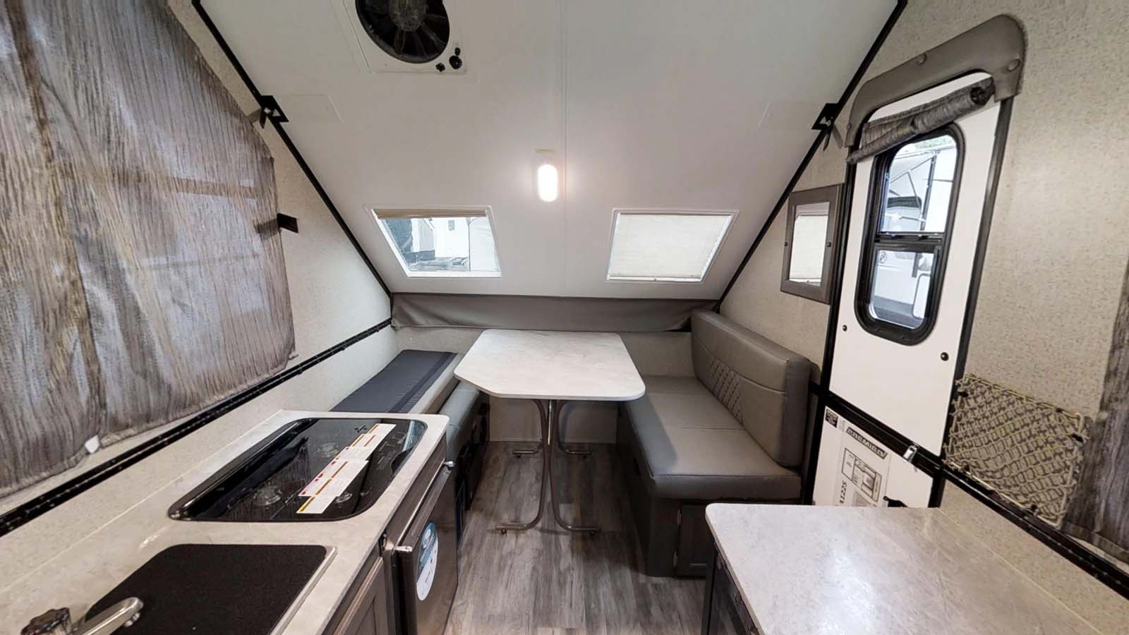 2021 Rockwood A122SESP Pop-Up Camper