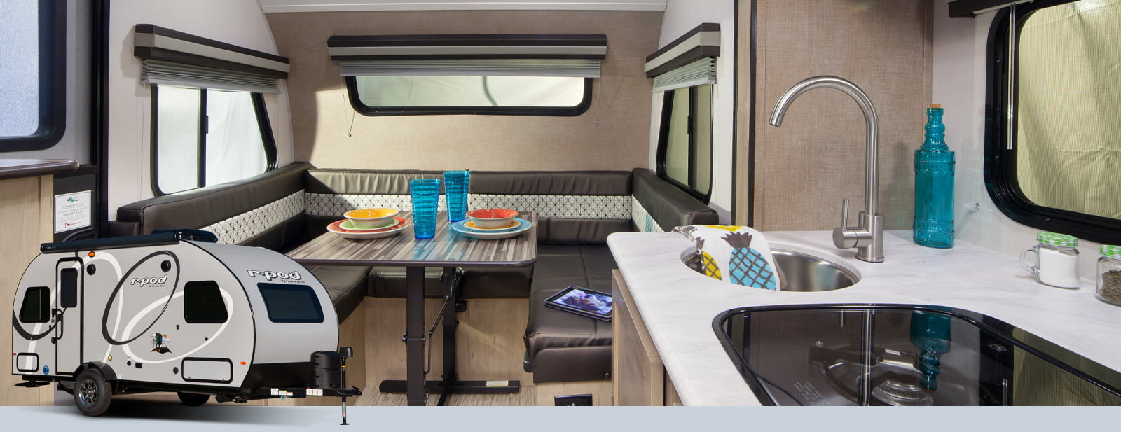 2021 R-Pod 180 Travel Trailer