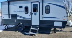 2021 Springdale Mini 1760BH Travel Trailer