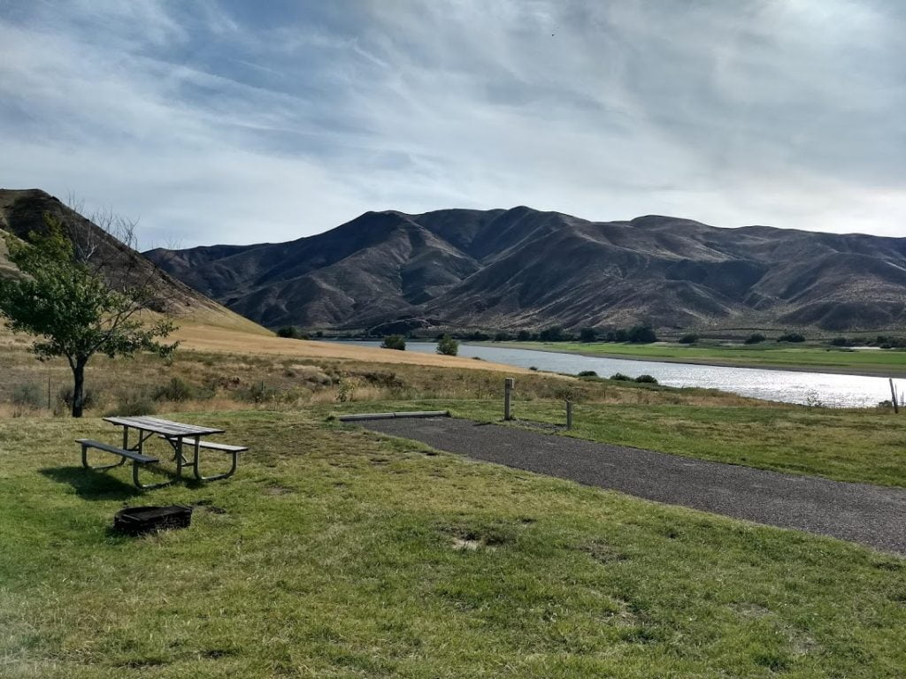 Farewell Bend State Park